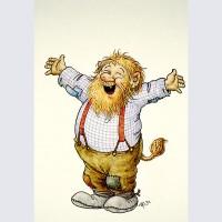 Trollkort av Rolf Lidberg