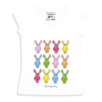 3602-Tjej-T-shirt-Happy-Mooses
